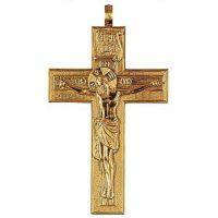 Крест Иерейский с позолотой