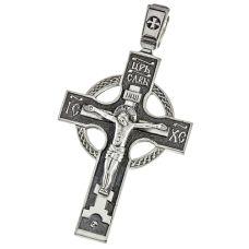 Крест Венцовый большой Распятие
