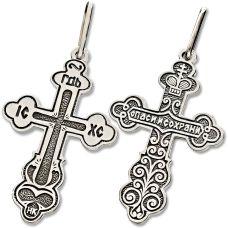 Крест Вязь