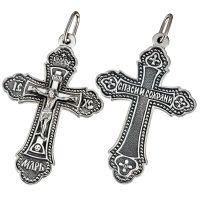 Крест Накупольный с Распятием