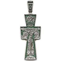 Крест Мальтийский малый с эмалью