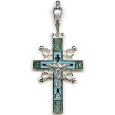 Крест Имисса с эмалью