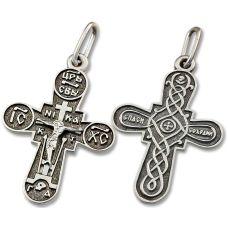 Крестм с Распятием Просфорный