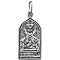 Образок Царственный страстотерпец Николай II