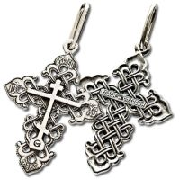 Крест «Плетёнка»