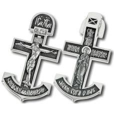 Крест Якорь Спасения