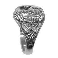 Перстень охранный Богоматерь
