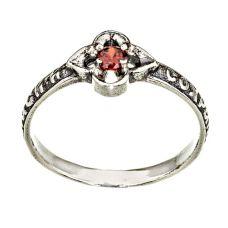 Кольцо Лилия Богородицы с фианитом