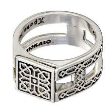 Перстень мужской охранный «Вязь»