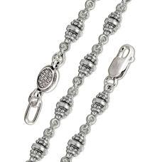 Браслет подарочный серебряный